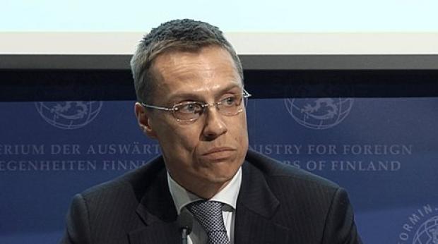Alexander Stubb, ministrul finlandez pentru Afaceri Europene şi Comerţ Exterior.