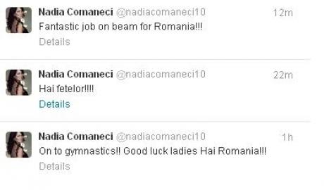 (w460) Nadia ComÄ