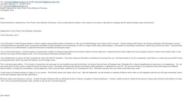 (w620) Emailul tr