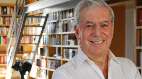 Scriitorul peruan Mario Vargas Llosa se afl la Cluj pentru trei zile