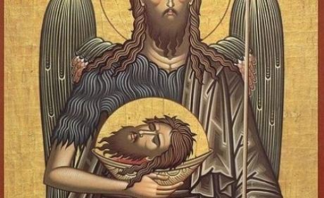 Sântion de toamnă, în Ziua Tăierii capului Sfântului Ioan Botezătorul