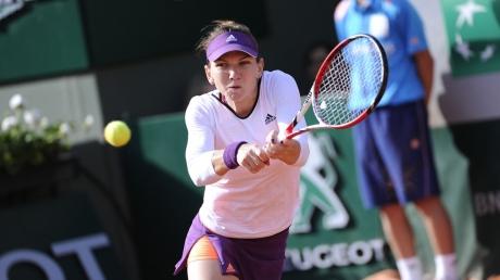Simona Halep, eliminată de la US Open de o jucătoare de pe locul 121 WTA