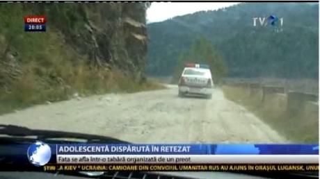 Peste 20 de jandarmi din Timişoara s-au alăturat echipelor care o caută pe adolescenta dispărută