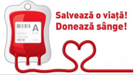 E nevoie urgentă de sânge în spitale! Medicii cheamă voluntari la centrele de donare