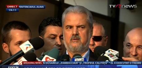 """Adrian Năstase este liber: """"Am rămas acelaşi. Încercările din ultimii ani mai curând m-au întărit"""""""