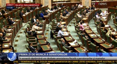 Legea amnistiei fiscale, adoptată de Senat. Ediție Specială TVR News