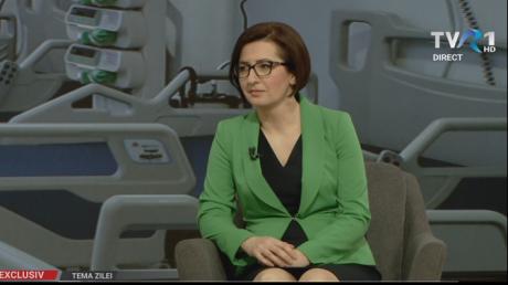 Ministrul Sănătății, la TVR: Au fost erori de raportare în CoronaForms, în aproximativ 1.000 de cazuri de decese ale unor pacienţi cu COVID-19