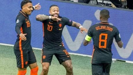 EURO 2020 | Olanda a încheiat grupa cu o victorie cu 3-0 în faţa Macedoniei de Nord. Austria a învins Ucraina cu 1-0 şi s-a calificat în optimi