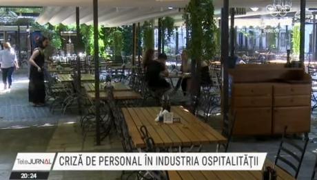 Criză de personal în industria ospitalităţii. Angajații din hoteluri și restaurante au cele mai mici salarii din economie