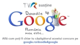 """Tu cum vezi România? Înscrie-te în concursul """"Doodle 4 Google"""" şi arată tuturor România din inima ta!"""
