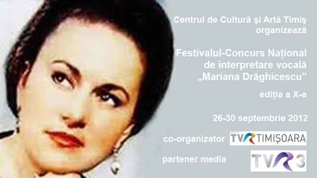 Feszival Mariana Draghicescu