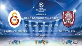 Galatasaraz vs CFR Cluj