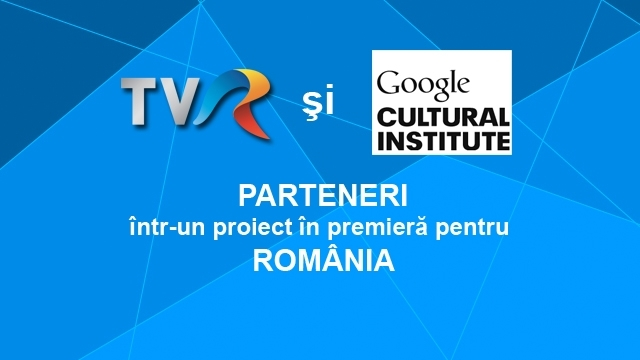 parteneriat TVR Google