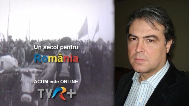 Un secol pentru Romania pe TVR+