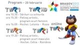 FOTE program 20 februarie