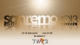 Sanremo la TVR2