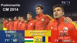 Ungaria - Romania, scor final