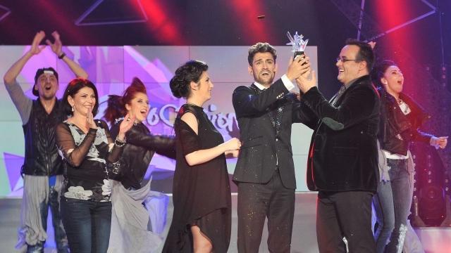 Cezar Castigator Eurovision RO 2013