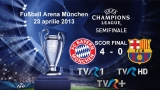 Bayern vs Barcelona, scor final