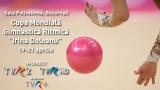 Gimnastica Ritmica la TVR