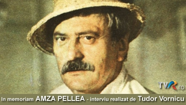 In memoriam Amza Pellea