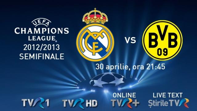 Borussia Dortmund s-a calificat dramatic în FINALA UEFA Champions ...
