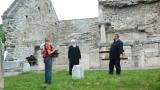 Bisericile de piatră din Hunedoara, la Exclusiv în România