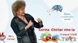 Corina Chiriac vine la Vara pe val de la TVR 2
