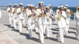 Ziua Marinei, sărbătorită în avans la Vara pe val