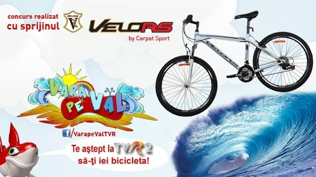 Concurs bicicleta sapt 6