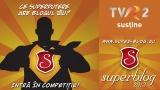 TVR 2 susţine a şaptea ediţie SuperBlog