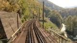 """Despre linia ferată Bumbești–Livezeni, la """"Reporter Sud"""""""
