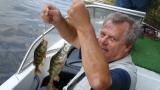 O nouă captură-record la Pescar hoinar