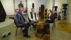 """TVR 2 difuzează dezbaterea """"Brâncuşi, sculptorul luminii"""""""