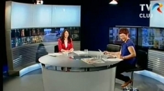 Dimineţile, cu TVR Cluj!