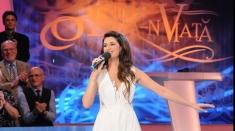 Maria Tănase în interpretarea tinerei generaţii, la O dată-n viaţă