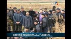 Despre situația tensionată de la Pungești, la TVR Iași