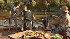 Sarea în bucate: Somn pe Dunăre la Berzasca