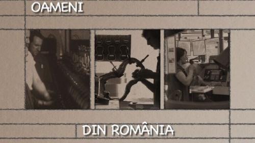Oameni din România