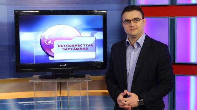 Retrospectiva Saptamanii - TVR Craiova
