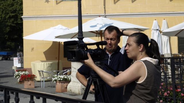 Miron Costin si Mihaela Sepsi
