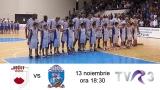Eurohold Balkan League: K.K.Kozuv – SCM U Craiova, în direct pe TVR3