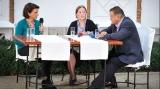 Aurora Liiceanu şi Dorel Vişan au vorbit despre stres la De la A la infinit