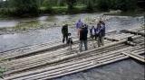 Cristian Tabără descoperă plutăritul, în Bucovina