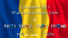 1 Decembrie la Televiziunea Română