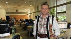 Mihai Rădulescu, de la politică la folclor