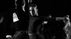 Finaliști ai Campionatului Mondial de dans sportiv la