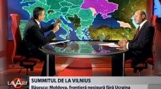 Preşedintele Traian Băsescu, invitat La vârf