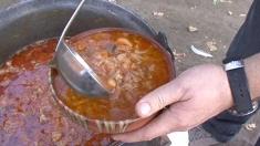 Ciorbă de varză cu carne de oaie ca la Dăbuleni