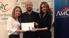 """Campania """"Ajută România!"""", recunoscută la Gala Oameni pentru Oameni, continuă"""